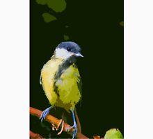 "Birds story, "" fawn paint Picasso ! ""  3 (c) (h) the Blue Tit - Olao-Olavia by Okaio Créations  Unisex T-Shirt"