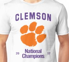 Clemson National Champions Unisex T-Shirt