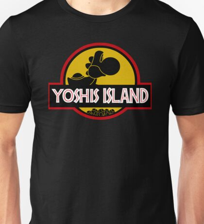 YOSHIS ISLAND Unisex T-Shirt