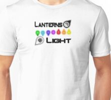 LANTERNS LIGHT V2 Unisex T-Shirt