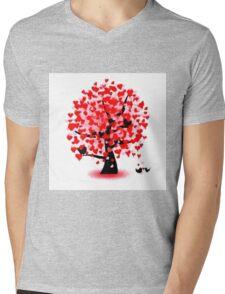 valentines day love soul mate romance Mens V-Neck T-Shirt