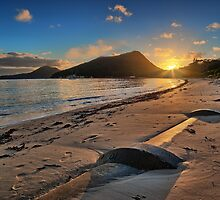 Shoal Bay Sunrise 2 by bryanstalder