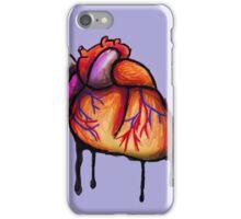 Dripping Heart II iPhone Case/Skin