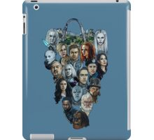 Defiance (Version 2) iPad Case/Skin