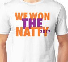 CLEMSON TIGERS WIN THE NATTY Unisex T-Shirt