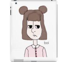 """""""Boi"""" iPad Case/Skin"""