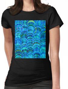 Eternal Sunshine of Deep Ocean Womens Fitted T-Shirt