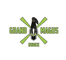 Dota 2 - Grand Magus Rubick Photographic Print