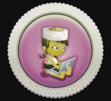 Glitch Achievement super awesome intern hburger by wetdryvac