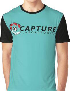 Capture Laboratories - Pokemon Portal Graphic T-Shirt