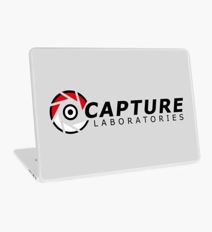 Capture Laboratories - Pokemon Portal Laptop Skin