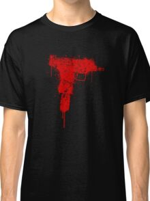UZI -red- Classic T-Shirt