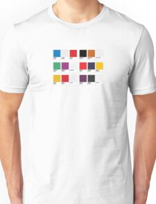 The Colorists Unisex T-Shirt