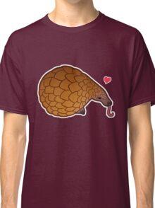 Pangolin Love Classic T-Shirt
