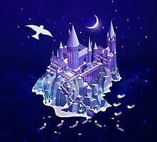 Hogwarts series (year 1: the Philosopher's Stone) by Tanguy Leysen