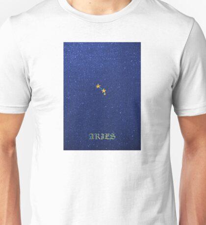 Constellations - ARIES Unisex T-Shirt