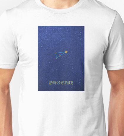 Constellations - PHOENIX Unisex T-Shirt