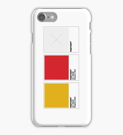 The Colorists - PANTONY iPhone Case/Skin