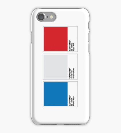 The Colorists - CAPTONE iPhone Case/Skin