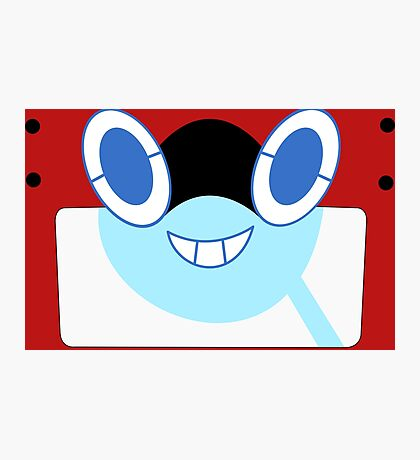 Rotom Pokedex Photographic Print