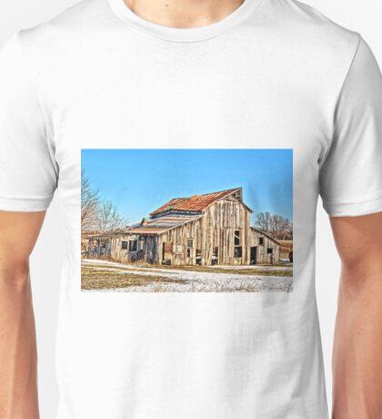 Owasa Barn 2017 Unisex T-Shirt