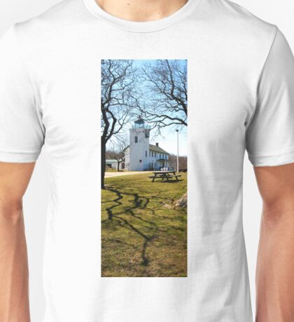 Horton Point Lighthouse, Long Island, New York Unisex T-Shirt