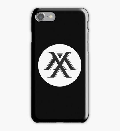 monsta-x logo 2 iPhone Case/Skin