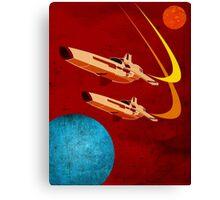 Galactica Canvas Print