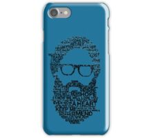 William Fitzsimmons- Hipster iPhone Case/Skin