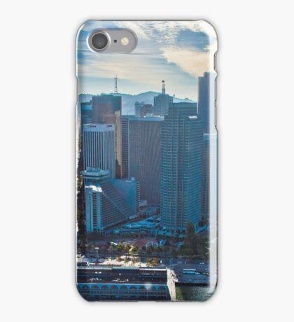 Aerial Sweet SF iPhone Case/Skin