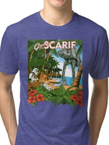Greetings from Scarif Tri-blend T-Shirt