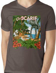Greetings from Scarif Mens V-Neck T-Shirt