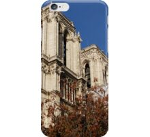 Notre-Dame de Paris – French Gothic Elegance in the Heart of Paris iPhone Case/Skin