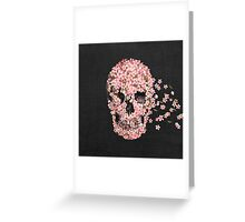 A Beautiful Death  Greeting Card