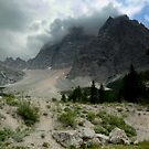 Clouds in the Dolomites by annalisa bianchetti