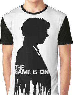 The Game is On Graphic T-Shirt