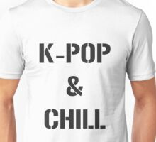 kpop & chill Unisex T-Shirt