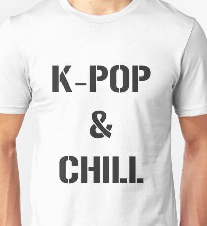 kpop & chill Unisex T-Shirt
