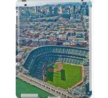 Giants SF Stadium iPad Case/Skin