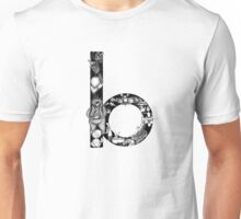 'b' is for... Unisex T-Shirt