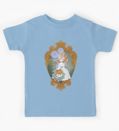 Marie Antoinette and Skiddo Kids Tee