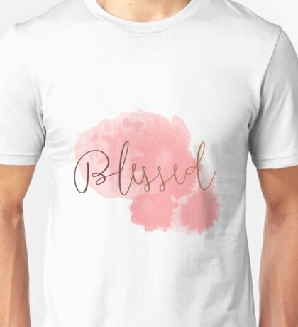 Blessed #redbubble #lifestyle T-Shirt