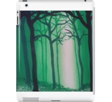 Tranquil Painted Forest iPad Case/Skin