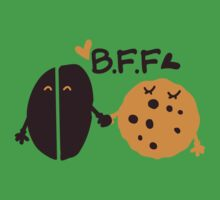Coffe and Cookie Best friend forever Kids Clothes