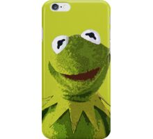 Kermit iPhone Case/Skin