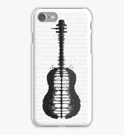 Shawn Mendes Mercy iPhone Case/Skin