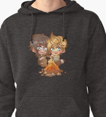FFXV Promptis Smores Pullover Hoodie