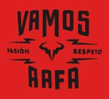"""Rafael Nadal """"Pasion&Respeto"""" by Furfantarex"""