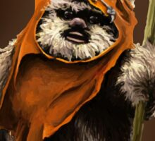 Ewok#2 Sticker