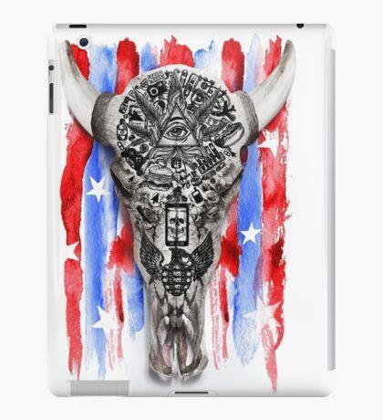 american gods iPad Case/Skin